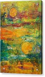 Terra Firma 2 Acrylic Print