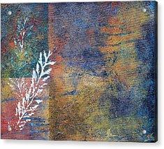 Terra Firma Acrylic Print