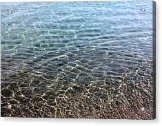Acrylic Print featuring the photograph Terrace Bay by Pat Purdy