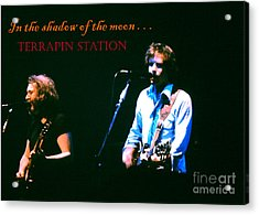 Terrapin Station - Grateful Dead Acrylic Print