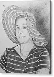 Tess Acrylic Print
