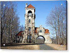 Testimonial Gateway Tower #1 Acrylic Print