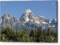 Teton Grande Acrylic Print