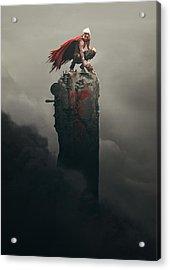 Tetsuo Shima Acrylic Print