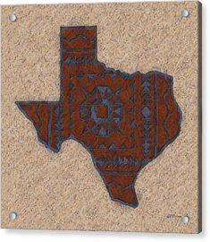 Texas 1 Acrylic Print