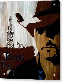 Texas Tea  Acrylic Print