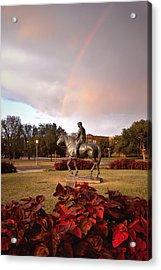 Texas Tech University Acrylic Print by Ilker Goksen