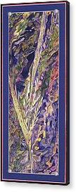 Texas Wild Rice Acrylic Print by Nancy  Ethiel