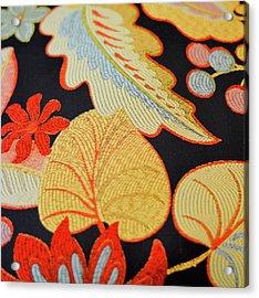 Textile Acrylic Print by JAMART Photography