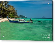 Thailand Vacation Acrylic Print by Adrian Evans