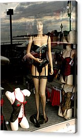 Thats It Just Parade Me Acrylic Print by Jez C Self