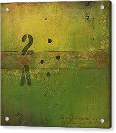 The 2a Acrylic Print