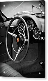 The 356 Roadster Acrylic Print by Mark Rogan