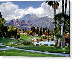 The 5th At Woodhaven Acrylic Print