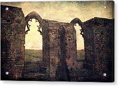 The Abbey Ruins Acrylic Print