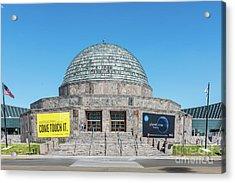 The Adler Planetarium Acrylic Print