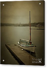 Acrylic Print featuring the photograph The Admirable by Susan Parish