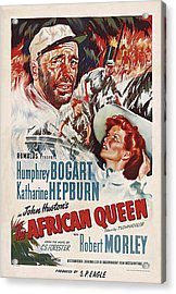 The African Queen B Acrylic Print