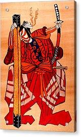 The Age Of The Samurai 04 Acrylic Print