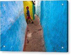 The Alleyway Acrylic Print