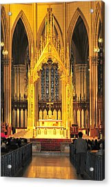 Acrylic Print featuring the photograph The Alter by Diana Angstadt