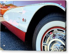 The American Classic Acrylic Print by JC Findley