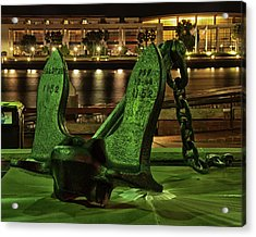 The Anchor Monument Acrylic Print