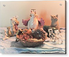 The Animal's United Conference For World Peace Acrylic Print