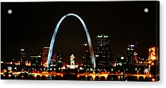 The Arch Acrylic Print by Anthony Jones