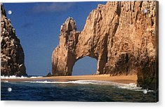 The Arch Acrylic Print by Marna Edwards Flavell