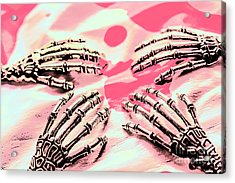 The Arms Of Automation Acrylic Print by Jorgo Photography - Wall Art Gallery