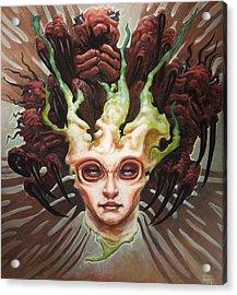 The Array  Acrylic Print by Ethan Harris