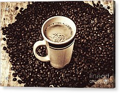 The Art Of Brewing Acrylic Print