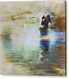 The Artist As A Boy Acrylic Print