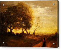 The Artists Way Home Acrylic Print