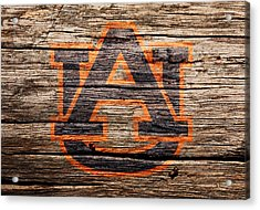 The Auburn Tigers 1a Acrylic Print