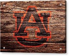 The Auburn Tigers Acrylic Print