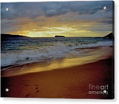 The Aura Of Molokini Acrylic Print
