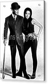 The Avenger #2 Acrylic Print