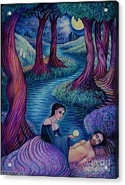 The Awakening Acrylic Print