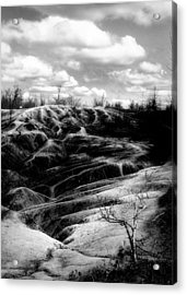 The Badlands 2 Acrylic Print by Cabral Stock