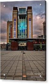 The Baltic Acrylic Print by Nichola Denny