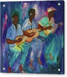 The Band Boys Acrylic Print