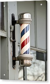 The Barber Shop 4 Acrylic Print