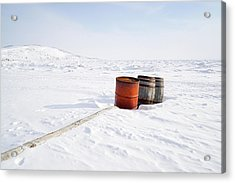 The Barrels Acrylic Print