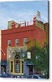 The Baseball Tavern Boston Massachusetts  -30948 Acrylic Print