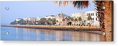 The Battery, Waterfront, Charleston Acrylic Print