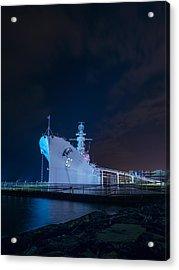The Battleship 2 Acrylic Print
