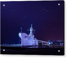 The Battleship Acrylic Print