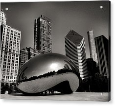 The Bean - 4 Acrylic Print